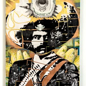 Ghost of Zapata, is in honor of Emiliano Zapata the leader of the Southern Mexican Revolution. Nicknamed Tiger of the South he led his soldiers in a fight for land rights for the common agricultural workers.